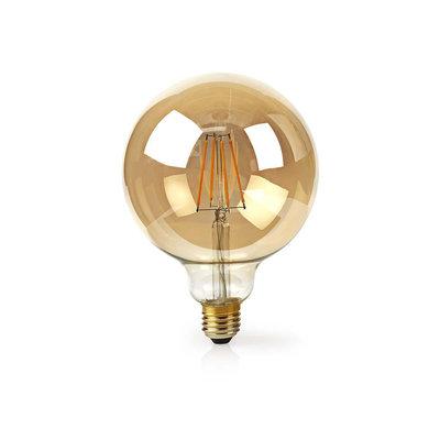 Wi-Fi smart LED-lamp met filament | E27 | 125 mm | 5 W | 500 lm