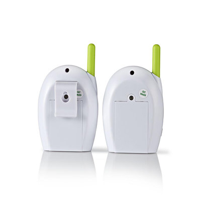 Audio-babyfoon | 2,4 GHz | Terugspreekfunctie