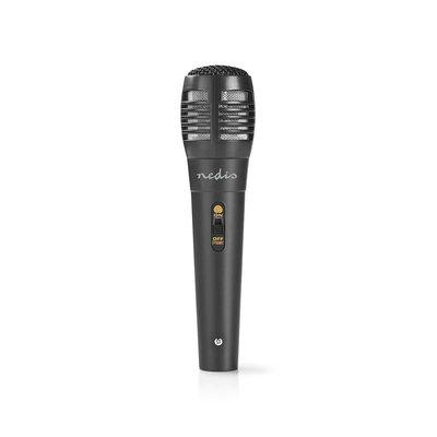Karaokemixerset | 2 Microfoons Meegeleverd | Zwart