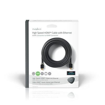 10 Meter Hoge kwaliteit High Speed HDMI™-kabel met Ethernet   HDMI™-connector - HDMI™-connector