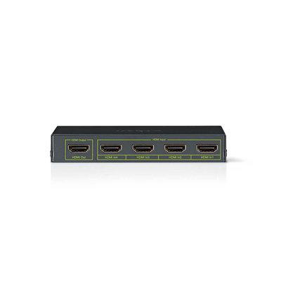 HDMI™-switch | 4-poorts - 4x HDMI™-ingang | 1x HDMI™-uitgang | 4K2K bij 60 fps / HDCP2.2