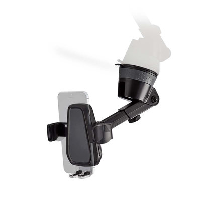 Draadloze Autolader | 2,0 A | 10 W | Met Automatische Sluitfunctie | Zwart