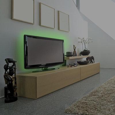 Sfeerlicht-LED-strips voor TV | RGB | vermindert oogvermoeidheid | dimbaar | USB