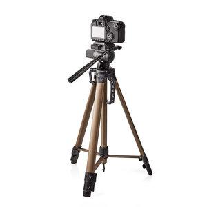 Semi- professioneel camera/Video Statief Pan & Tilt 161 cm.