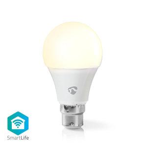 Slimme lamp B22 - Peer - Nedis Smartlife LED, 9W, 800lm - Dimbaar