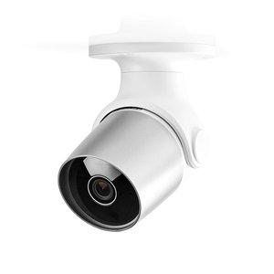 Beveiligingscamera - Nedis SmartLife (WiFi, Full HD, Bewegingsdetectie, 15 meter nachtzicht, Buiten)