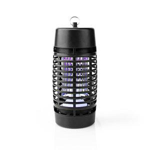 Electrische Insectenlamp - 3 Watt - LED - Zwart