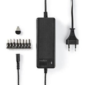 Universele AC-Stroomadapter - Geschikt voor een groot aantal toepassingen, waaronder laptops.