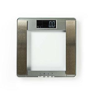 Weegschaal - Body Mass Index (BMI) - 10 gebruikersprofielen - Gehard glas