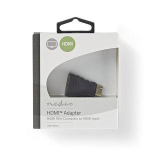HDMI™-Adapter | HDMI™-mini-connector - HDMI™ female